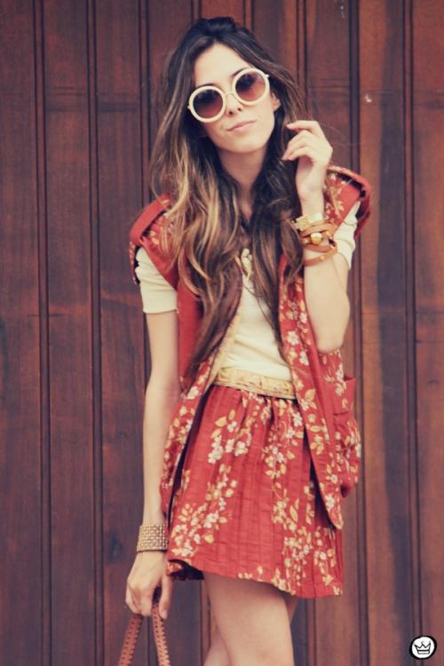 FashionCoolture Catarina a Porter Vish conjuntinho estampado Bruna Starling  (5)