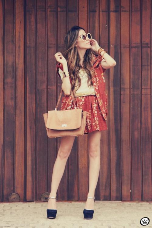 FashionCoolture Catarina a Porter Vish conjuntinho estampado Bruna Starling  (9)