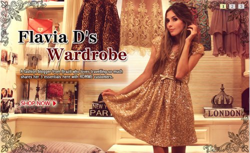 FashionCoolture - Romwe