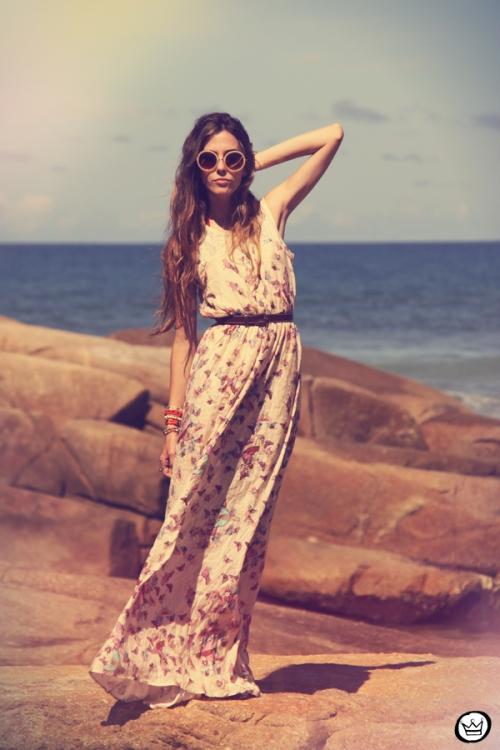 FashionCoolture - 18.02 look du jour Antix long dress vestido estampado borboletas look (1)