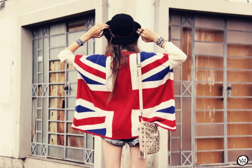 FashionCoolture - 23.02.2013 look du jour She Inside creeper britsh flag uk cardigan (3)