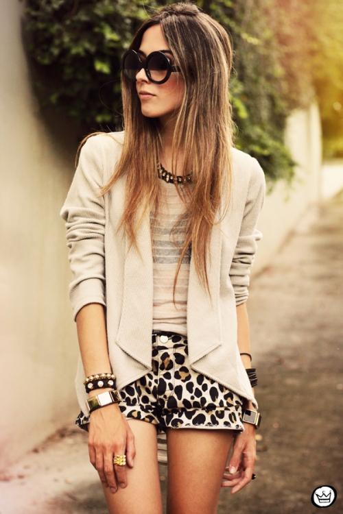 FashionCoolture - 27.02.2013 look du jour Denise Focil Astars leopard studded (6)
