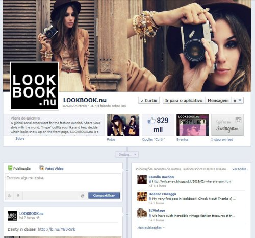 FashionCoolture - Lookbook.nu facebook