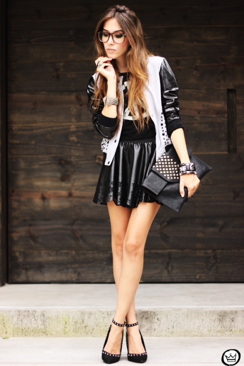 FashionCoolture - 15.03.2013 look du jour Labellamafia inverno 2013 casaco skirt asos romwe (1)