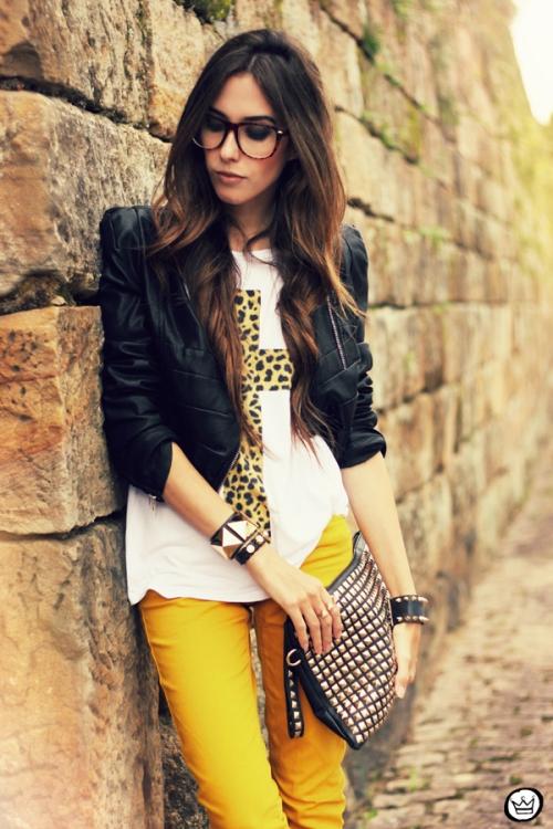 FashionCoolture - 22.03.2013 look du jour Amarena t-shirt asos romwe studded (6)