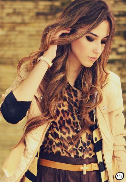 FashionCoolture - 24.03.2013 look du jour Kodifik leopard outfit Asos look du jour (3)