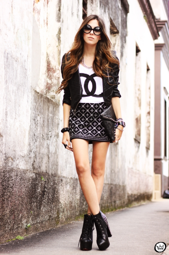 FashionCoolture - 29.03 Choies beaded lita SheINside jacket t-shirt spikes chanel (1)