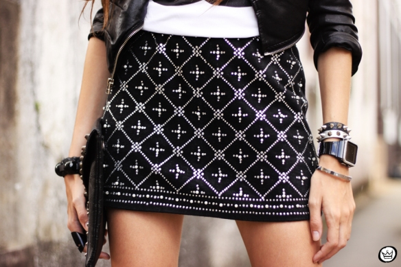 FashionCoolture - 29.03 Choies beaded lita SheINside jacket t-shirt spikes chanel (3)