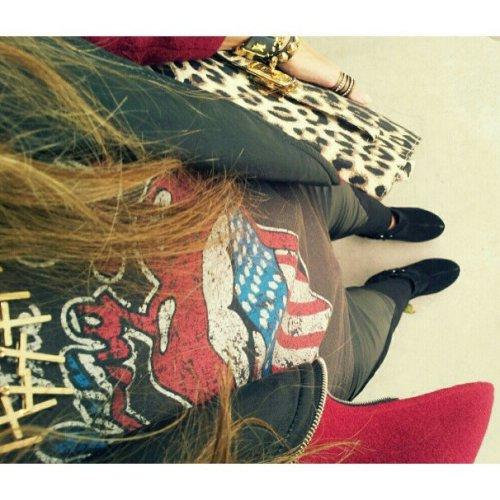 FashionCoolture Instagram pieces du jour romwe outfit pics app (3)
