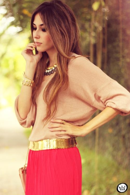 FashionCoolture - 27.04.2013 lok du jour Furor pink gold Kafé  (2)