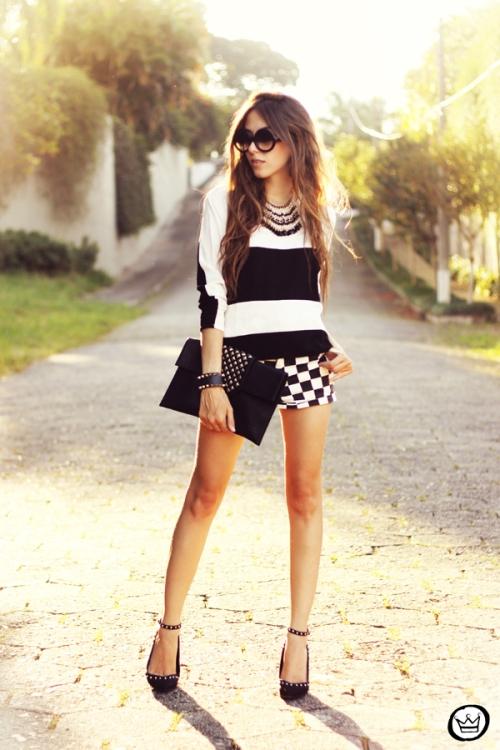 FashionCoolture - 04.05.2013 look du jour listras preto e branco SheInside Romwe Asos (5)