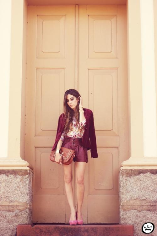 FashionCoolture - 05.05.2013 look du jour burgundy Chicwish Renner floral  (4)