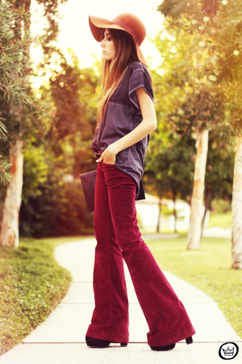 FashionCoolture - 05.05.2013 look du jour salsa jeans flare Nasty Gal Asos (8).