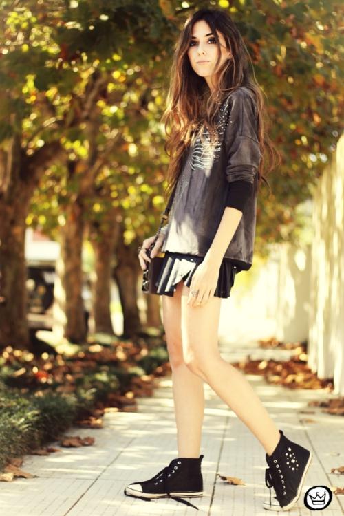FashionCoolture - 07.05 (5) look du jour Margo t-shirt Santafina