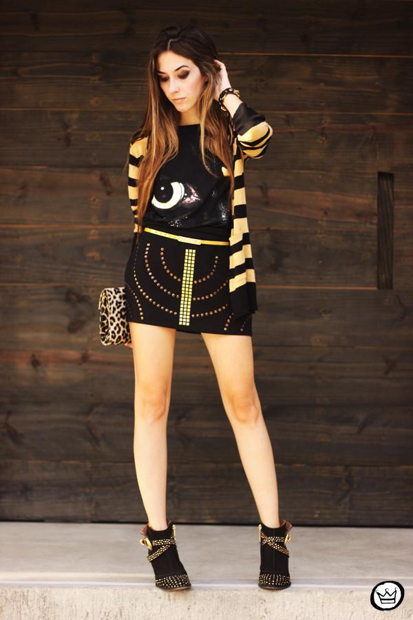 FashionCoolture - 13.05.2013 look du jour black Amarena store t-shirt Lança Perfume (7)