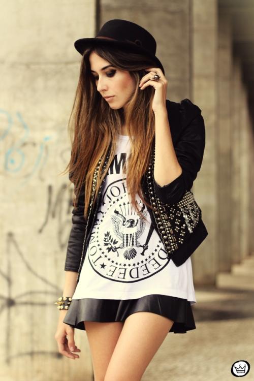 FashionCoolture - 2013/05/20 olhar du jour Aremo loja online Santafina preto (2)