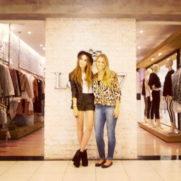 FashionCoolture Instagram Loft 747