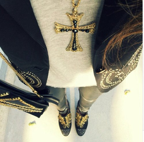 FashionCoolture - Instagram look du jour pieces  (1)