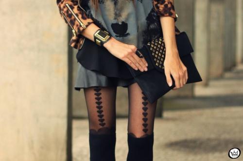 FashionCoolture - 02.06.2013 look du jour Sophiscat leopard Aremo (5)