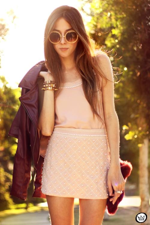 FashionCoolture - 19.06.2013 look du jour Azevin nude saia bordada (7)
