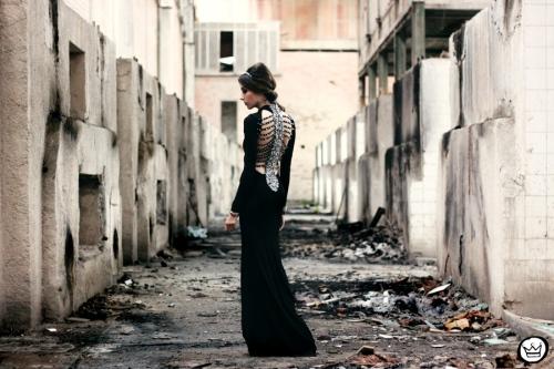 FashionCoolture - 23.06.2013 look du jour black dress (4)