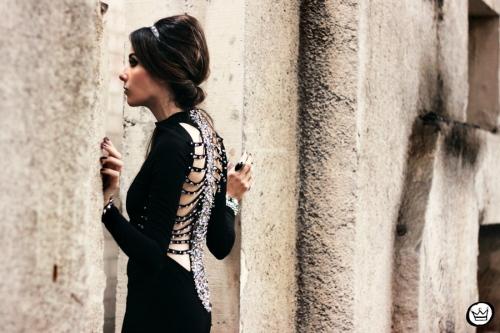 FashionCoolture - 23.06.2013 look du jour black dress (5)