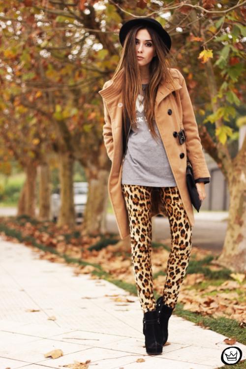 FashionCoolture - 26.06.2013 look du jour Choies leopard nude (1)