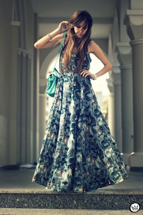 FashionCoolture - 03.07.2013 look du jour Antix dress (1)