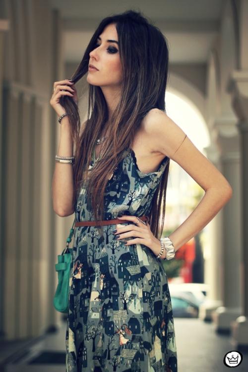 FashionCoolture - 03.07.2013 look du jour Antix dress (2)
