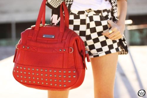 FashionCoolture - 06.07.2013 look du jour Le Charme black & white YOU K (3)