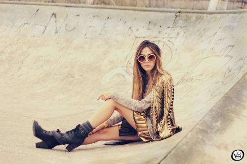 FashionCoolture - 10.07.213 look du jour Xiquita Bakana gold metallic (4)