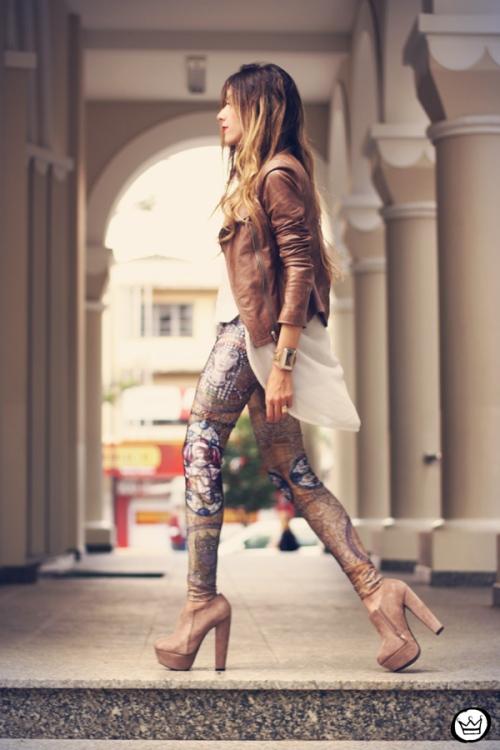 FashionCoolture - 19.07.2013 look du jour Labellamafia (8)