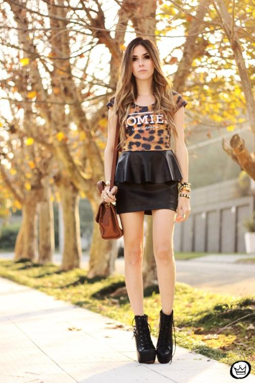 FashionCoolture - 31.07.2013 look du jour Labellamafia (7)