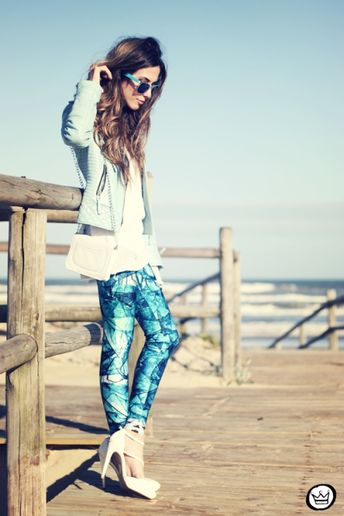 FashionC.oolture - 16.08.2013 look du jour LovelySally legging Boda Skins (4)