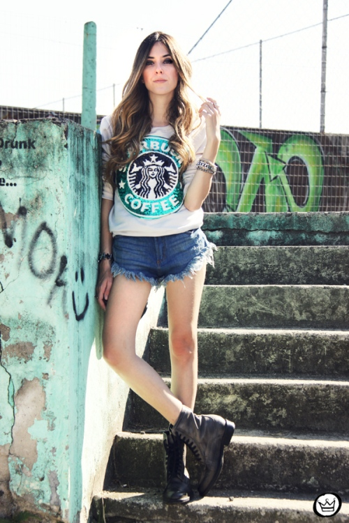 FashionCoolture - 02.08.2013 look du jour OhKei starbucks jumper (5)