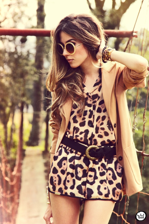 FashionCoolture - 09.08.2013 look du jour Studio 21 leopard  animal print (2)
