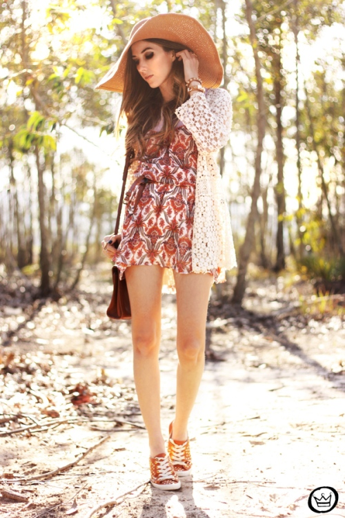 FashionCoolture - 17.08 Azevin summer crochet cardigan hat (4)