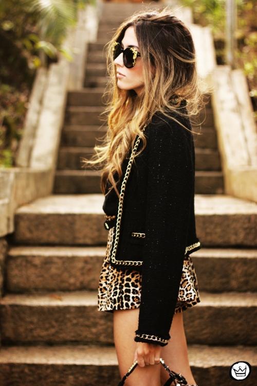 FashionCoolture - 23.08.2013 look du jour Chamelle leopard golden (7)