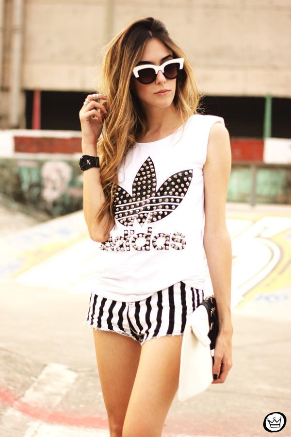 FashionCoolture - 25.08.2013 look du jour Vateno Adidas (2)