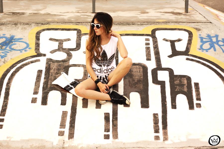 FashionCoolture - 25.08.2013 look du jour Vateno Adidas (5)