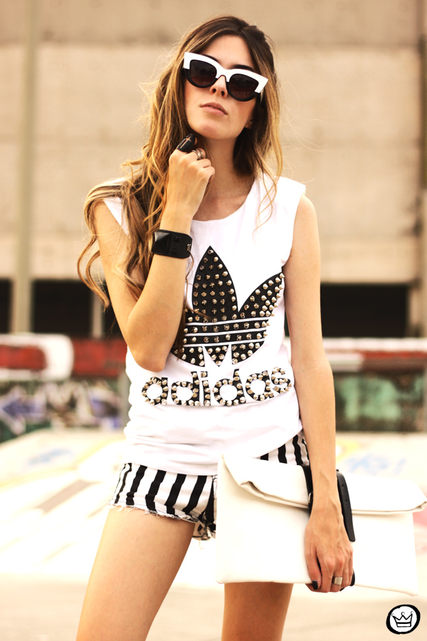 FashionCoolture - 25.08.2013 look du jour Vateno Adidas (6)