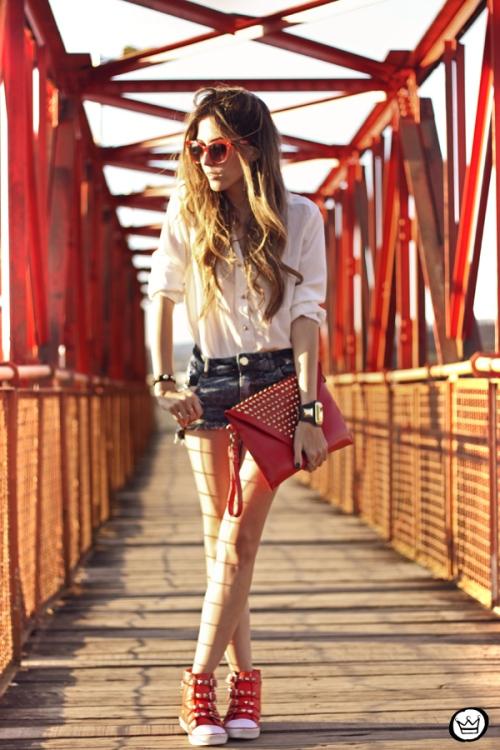 FashionCoolture - 28.08.2013 look du jour Labellamafia choies  (1)