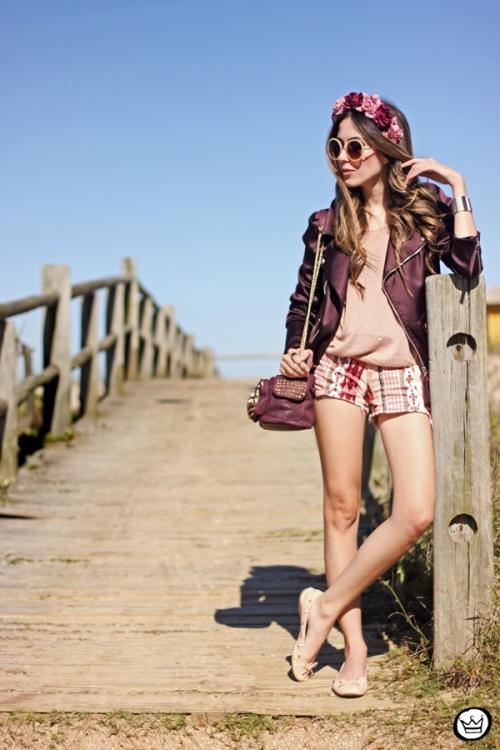 FashionCoolture - 04.09.2013 look du jour Azevin shorts summer  (4)