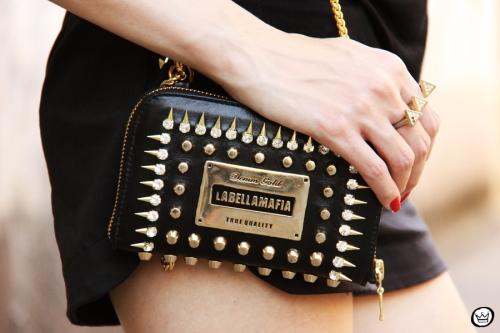 FashionCoolture - 15.09.2013 look du jour Chamelle black Labellamafia (4)