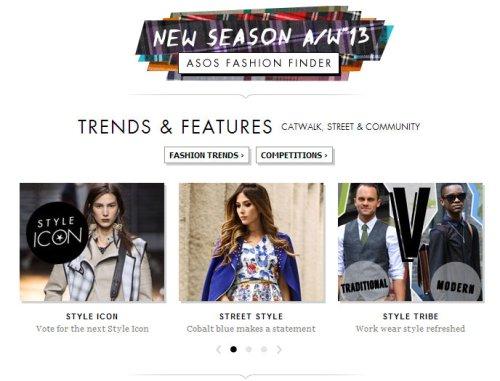 FashionCoolture Cobalt blue fashion finder (1)