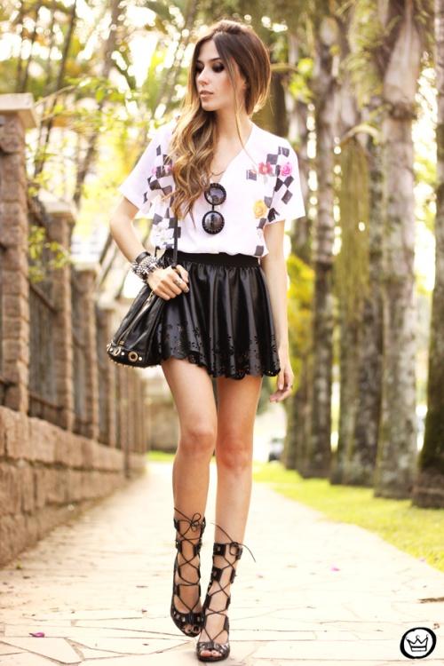 FashionCoolture - 04.10.2013 look du jour Chamelle (1)