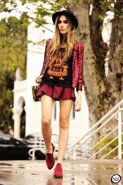 FashionCoolture - 05.10.2013 look du jour Choies sequins Chico Rei t-shirt (6)