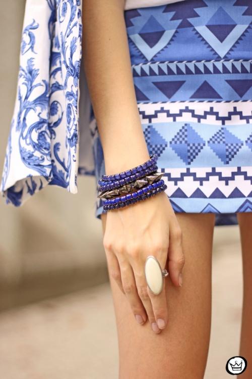 FashionCoolture - 14.10.2013 look du jour Aremo Vateno porcelain ethnic print (4)