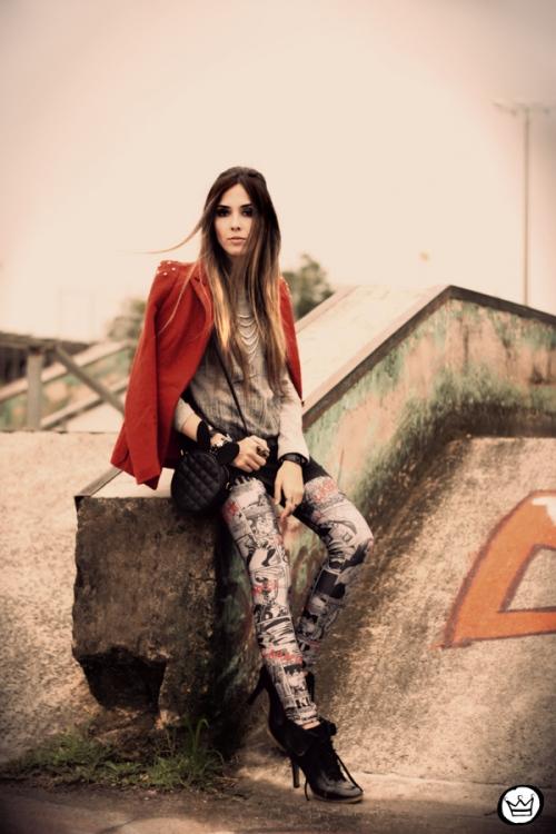 FashionCoolture - 21.10.2013 look du jour Labellamafia Romwe (1)