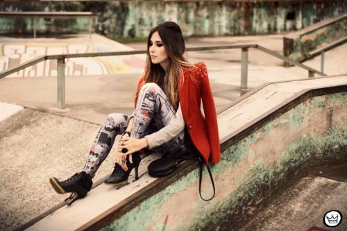 FashionCoolture - 21.10.2013 look du jour Labellamafia Romwe (3)